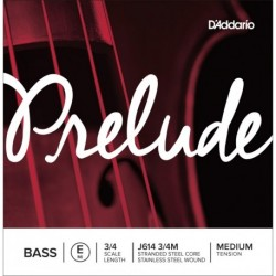 J614 3/4 M Prelude - Mi