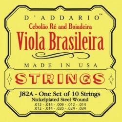 J82A Viola Brasileira, Cebolaore