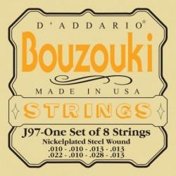 EJ97 Greek Bouzouki, 8-String, Nickel Wound