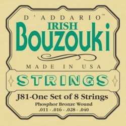 J81 Irish Bouzouki Strings