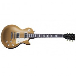 Gibson Les Paul '50s Tribute 2016 T Satin Gold Top Dark Back