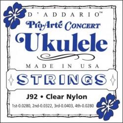 J92 Pro-Arte Ukulele Concert